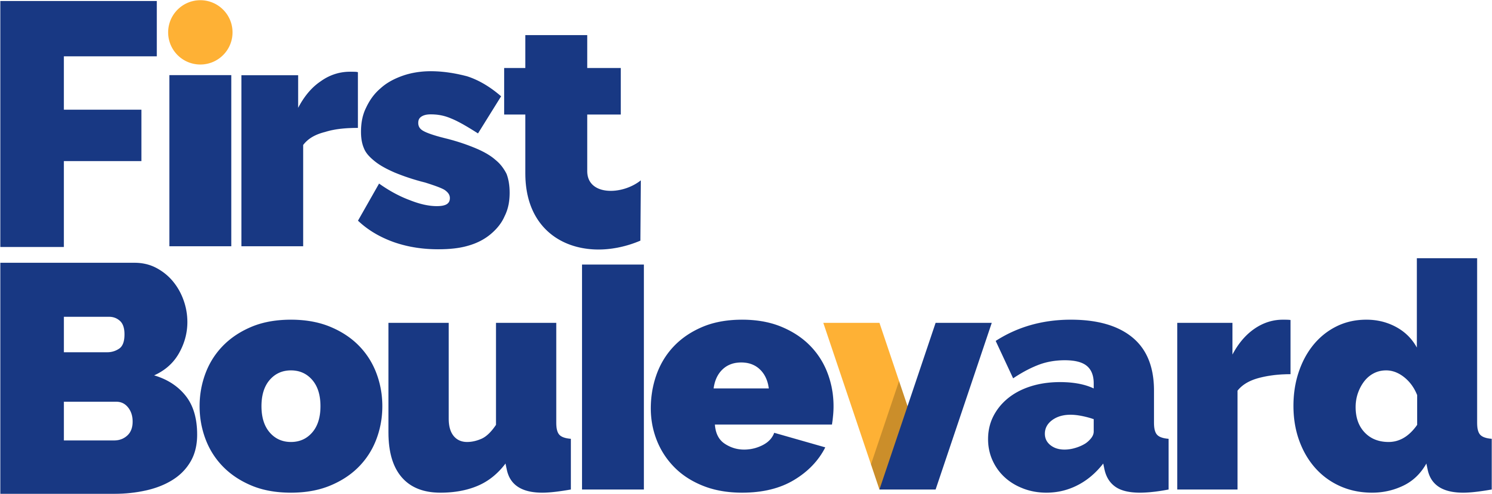 First Boulevard (Logo)